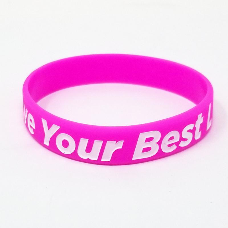 Silicone Wrist Bands - Juice Plus+ Promotions