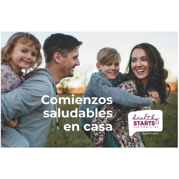 Spanish - Healthy Families Brochure - Juice Plus+ Promotions