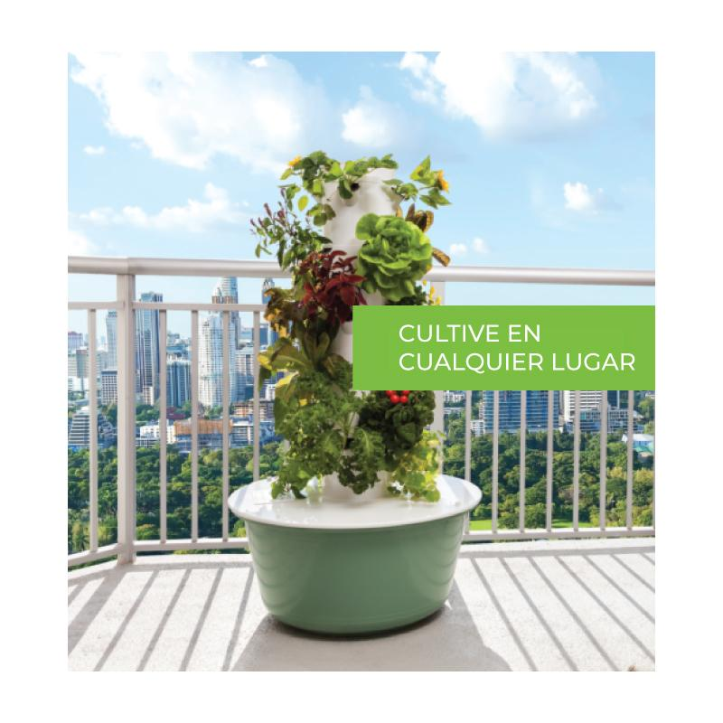 Spanish - Tower Garden Brochure - Juice Plus+ Promotions