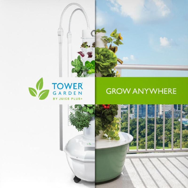 2020 Tower Garden Brochure Juice Plus Promotions