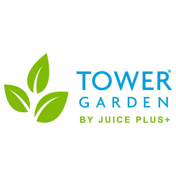 "Tower Garden Decal - 6"" x 2.63"""