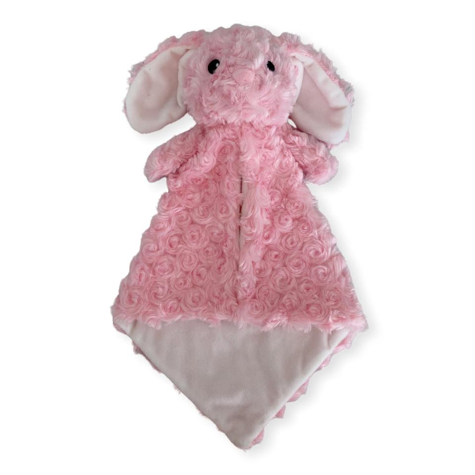 Bunny Lovey - Pink
