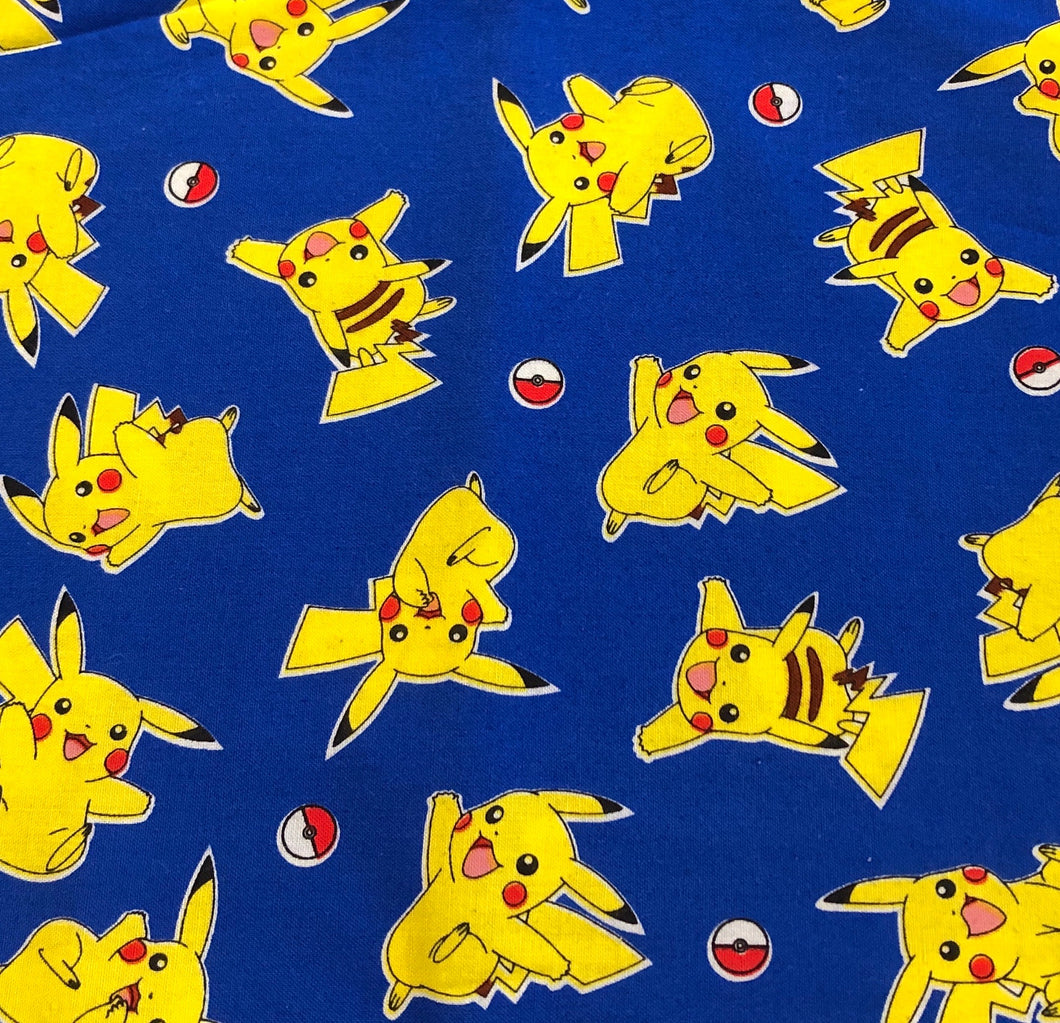 Face Mask - Pokemon - Pikachu