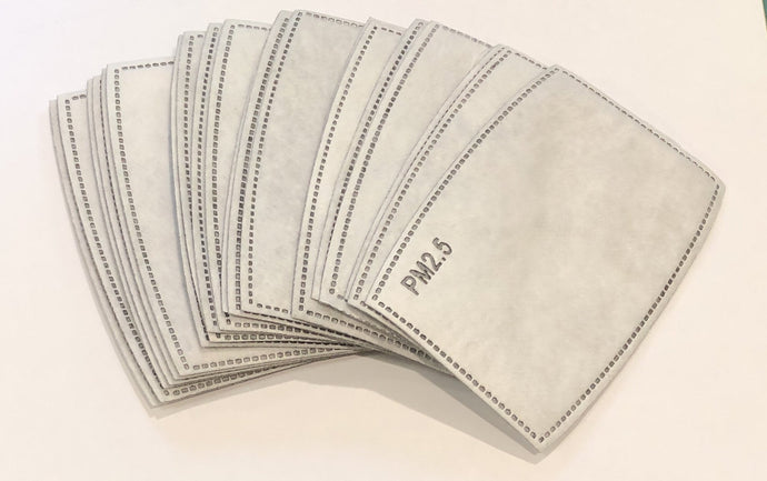 Add On - Disposable Filters for Face Masks