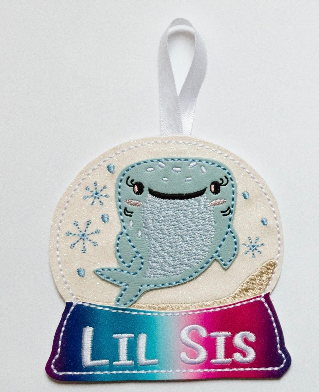 Whale Shark Ornament