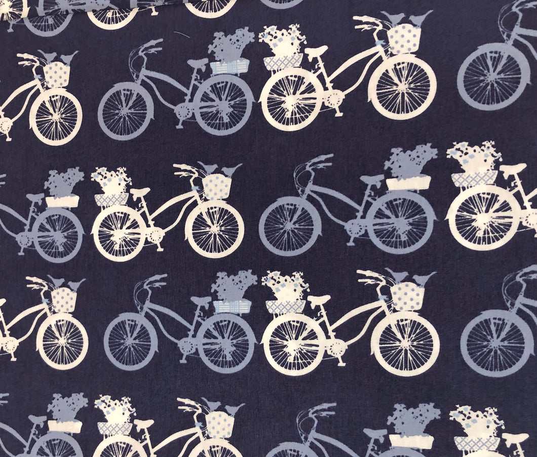 Face Mask - Bicycles