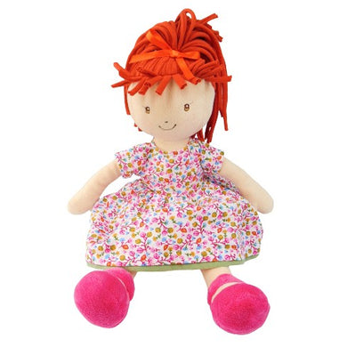 Personalized Doll - Red Hair