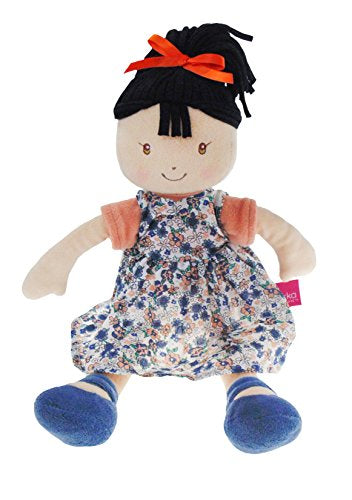 Personalized Doll - Black Hair