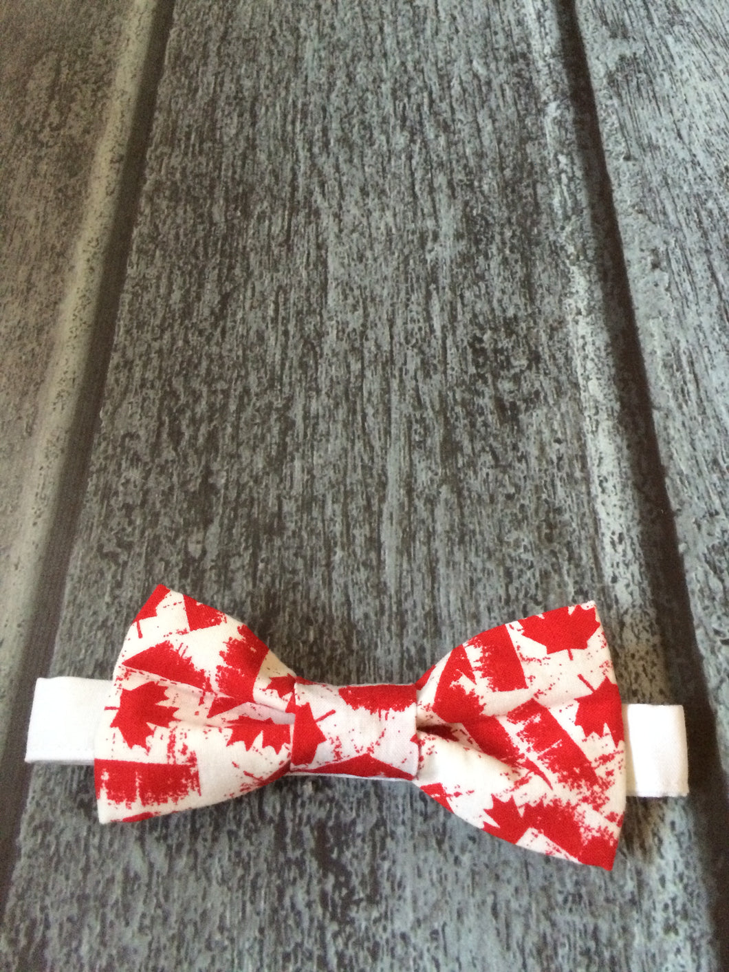 Bow Tie - Canada Flags