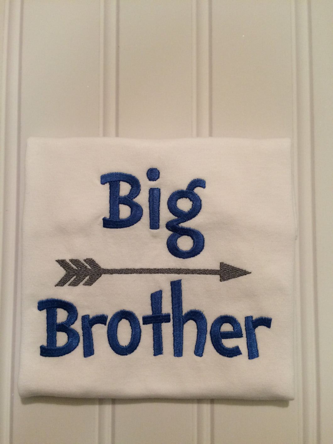 Big Brother or Sister Shirt - Arrows