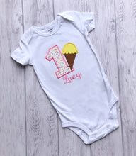 Ice Cream Birthday Shirt - Summer