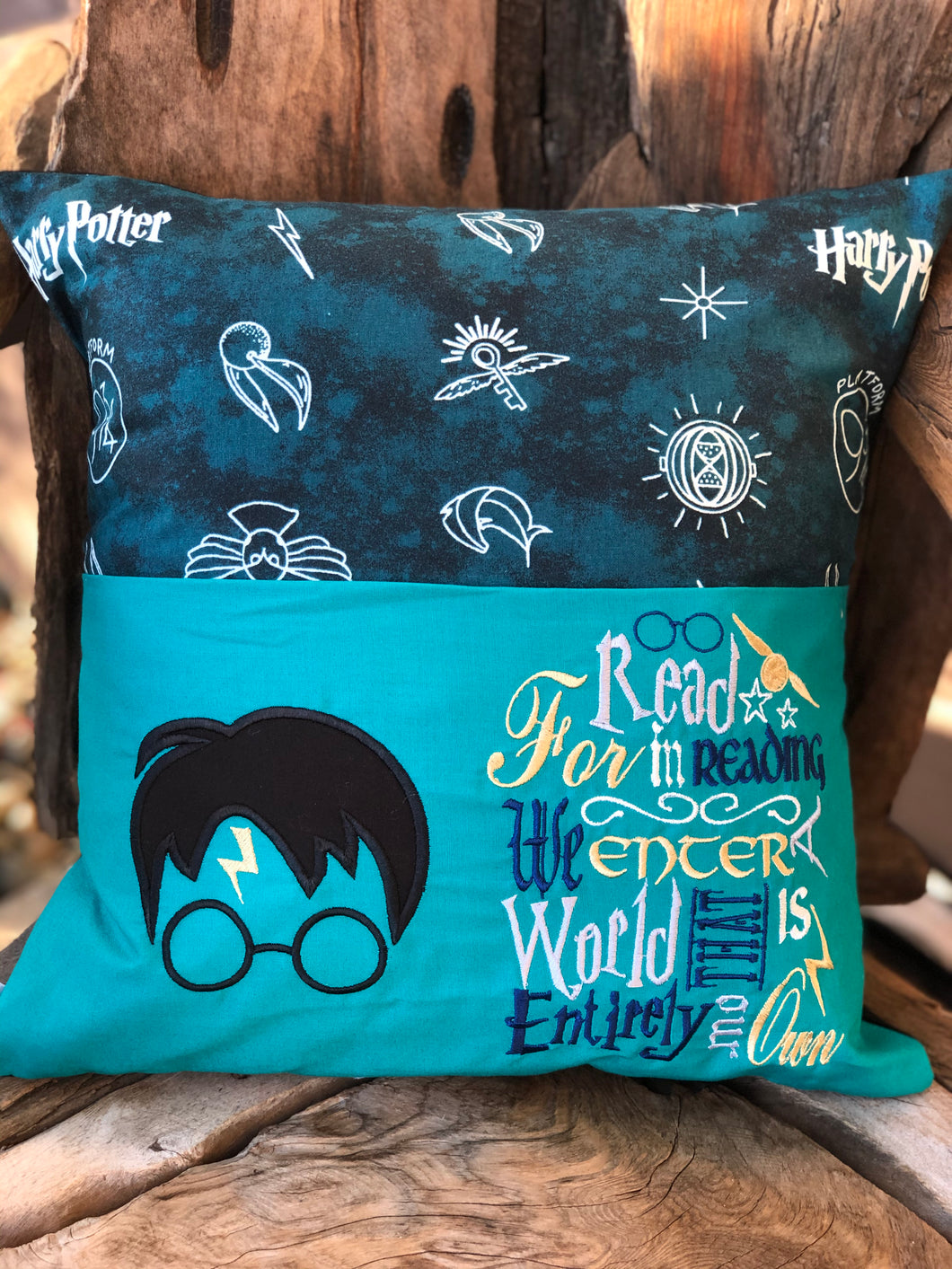 HP Reading Pillow - with pillow insert