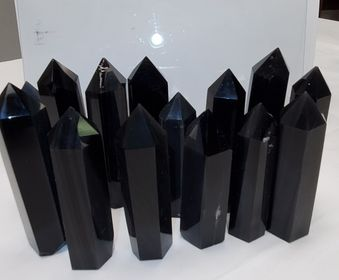 Obsidian Towers
