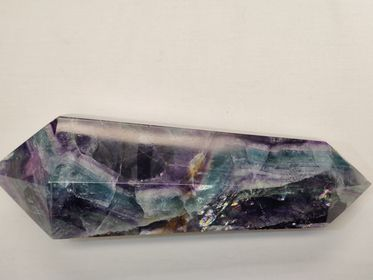 Large Fluorite Double Terminated