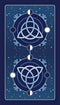 Triple Goddess Tarot