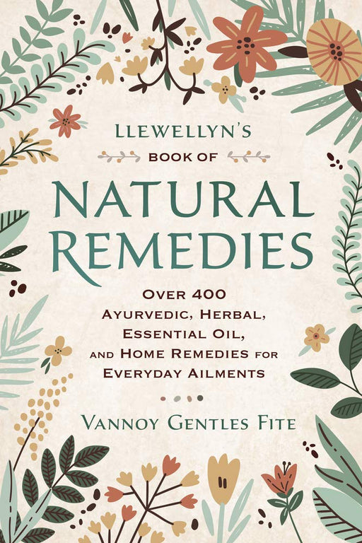 Llewellyn's Books of Natural Remedies