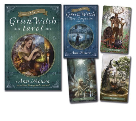 Green Witch Tarot