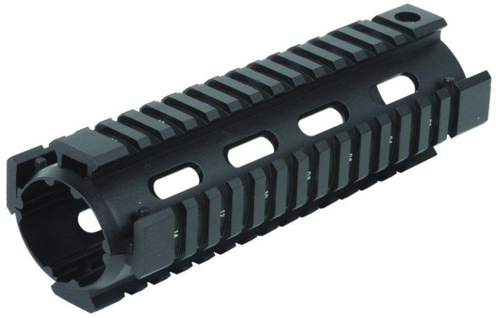 LO-FF34001 Firefield Carbine 6.7in Quad Rail 2Pc