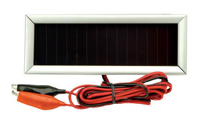6 Volt Solar Trickle Battery  Charger