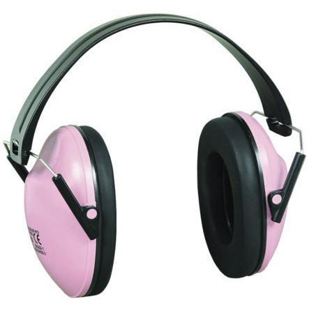 Allen Low Profile Shooter Muffs Pink