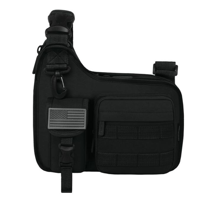 RT518-BK Tactical Sling Bag Gun Storage Black