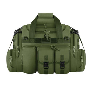 RTD822-OLIVE Tactical Multi-Pocket 22in Duffel Olive