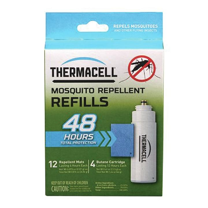 Thermacell R-4 Value Pack Refill - 48 Hours