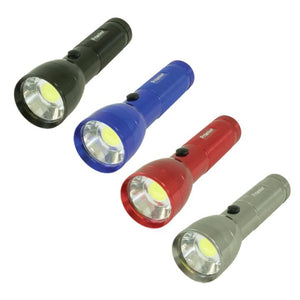 Promier P-COBJFL-16/64 200 Lumen COB LED Wide Beam Flashlight