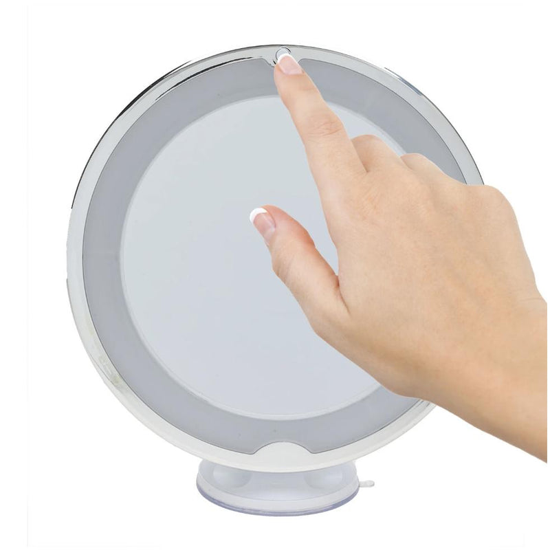 24297 Litezall Battery Powered Makeup Mirror