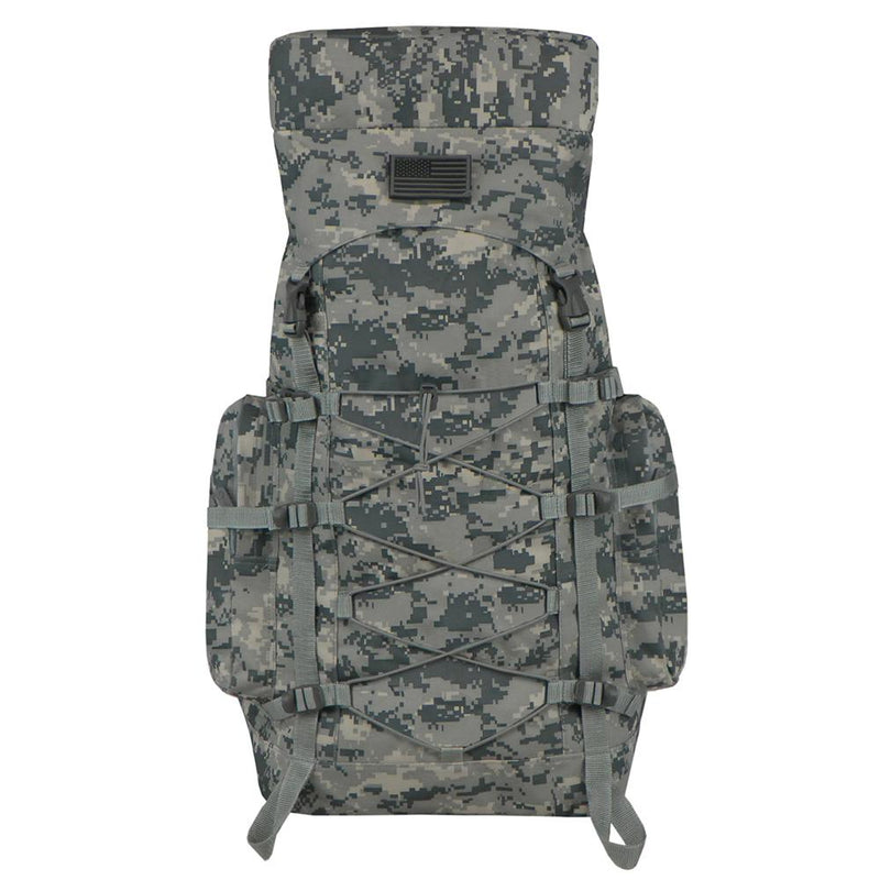 BC110-ACU Camping Hiking Backpack ACU