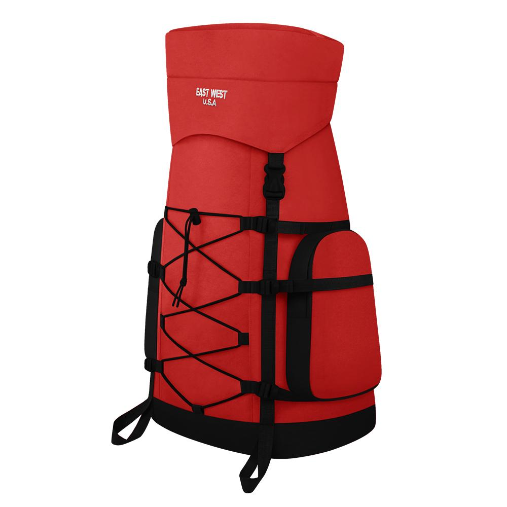 B110-RED Camping Hiking Backpack Red