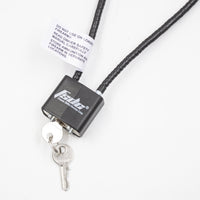 CL1010BKD Firearm 15 inch Cable Lock