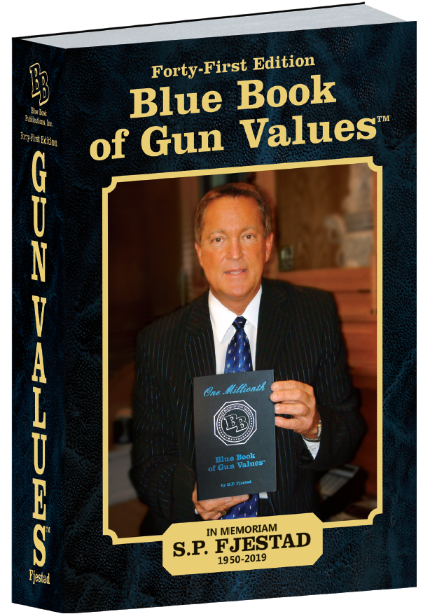 Blue Book of Gun Values 41st Edition