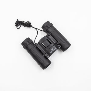 Sport Binoculars 8x21mm with Ruby Coated Lenses and Rubber Grip