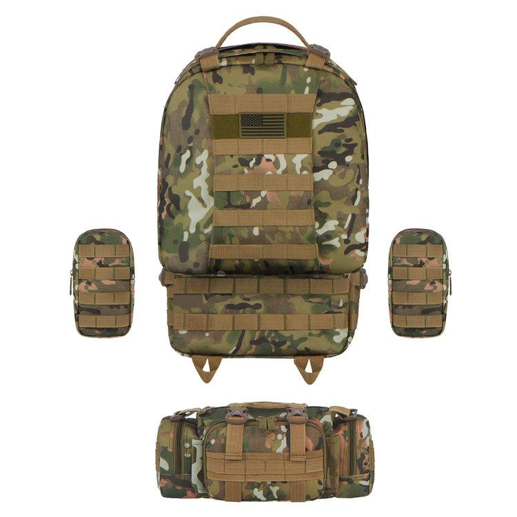 RTC505-MTC Tactical Utility Backpack MTC Camo