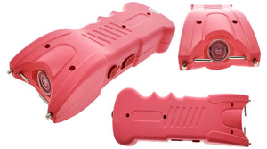 OTH916PK Stun Gun LED Flashlite-Pink