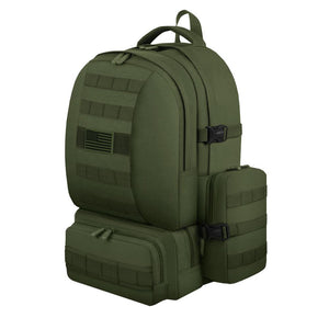RT508-OLI Tactical Utility Backpack OLIVE
