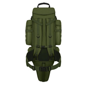 RT538-OL Tactical Rifle -Backpack Olive