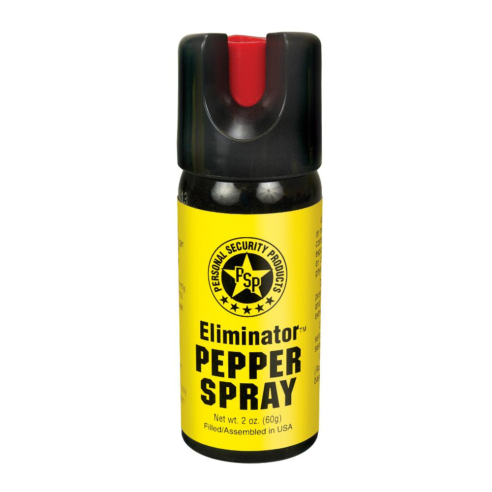 PSPEC60TL-C Eliminator Twist Lock Pepper Spray 2oz