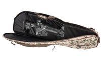 10807  Allen Batallion Tactical Rifle Case 42 in Woodland Digicam