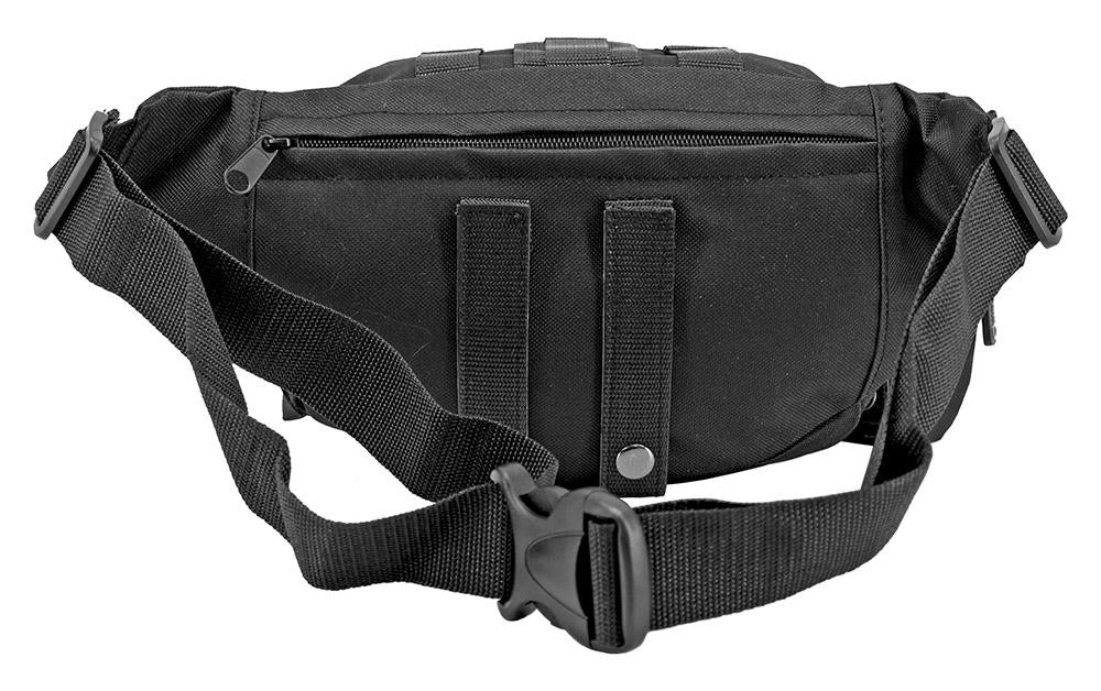 RF104-BK Tactical Fanny Pack - Black