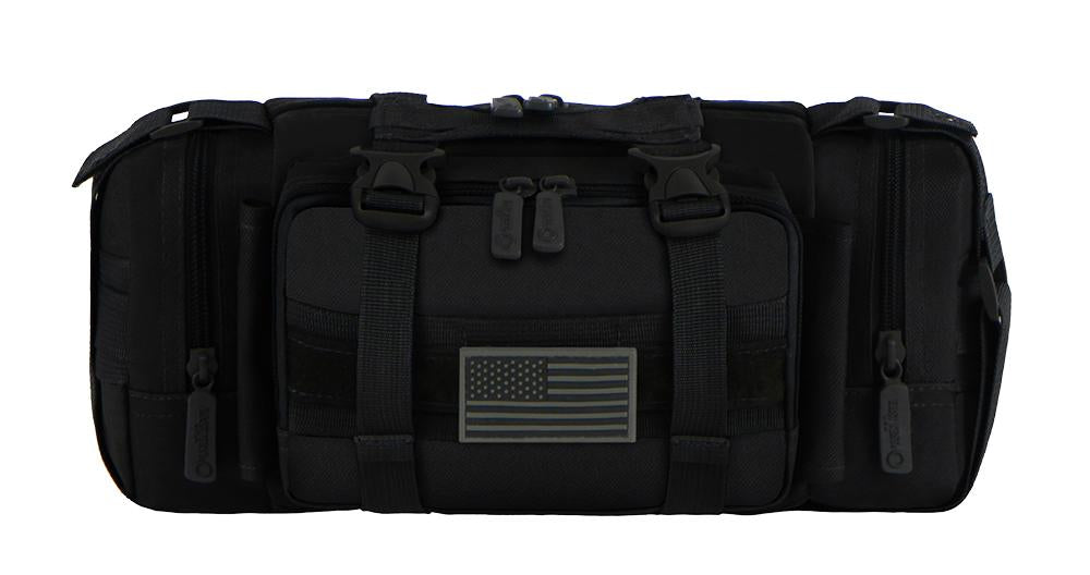 RT506-BK East West Tactical MOLLE Convertible Utility Pack - Black