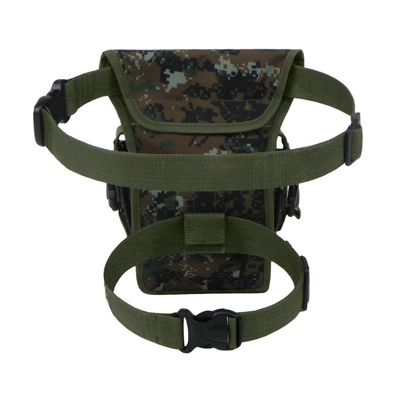 RTC519-GN-ACU Tactical Hip Bag - Green ACU