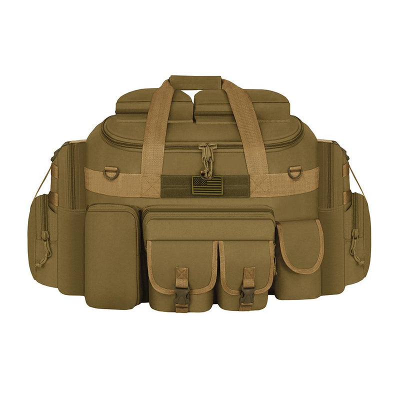 RTD831-TAN Tactical Multi-Pocket 31in Duffle TAN