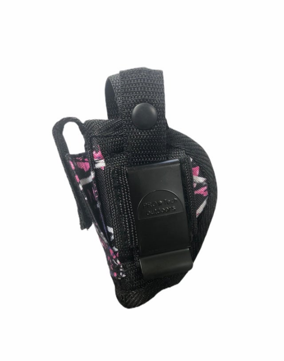 WSB-3MG Nylon.380 Med Frame Holster Muddy Girl