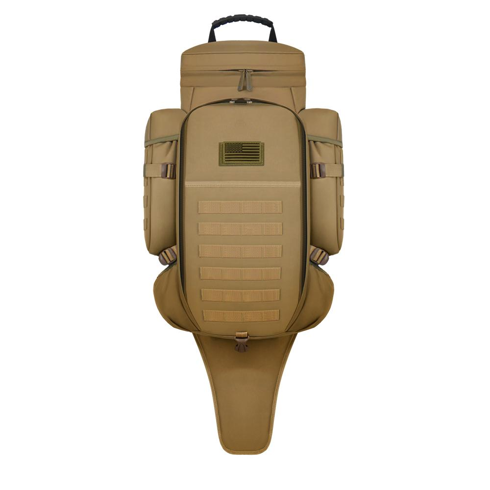 RT538-TN Tactical Rifle -Backpack Tan