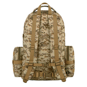 RTC508-TAC Tactical Utility Backpack Tan ACU