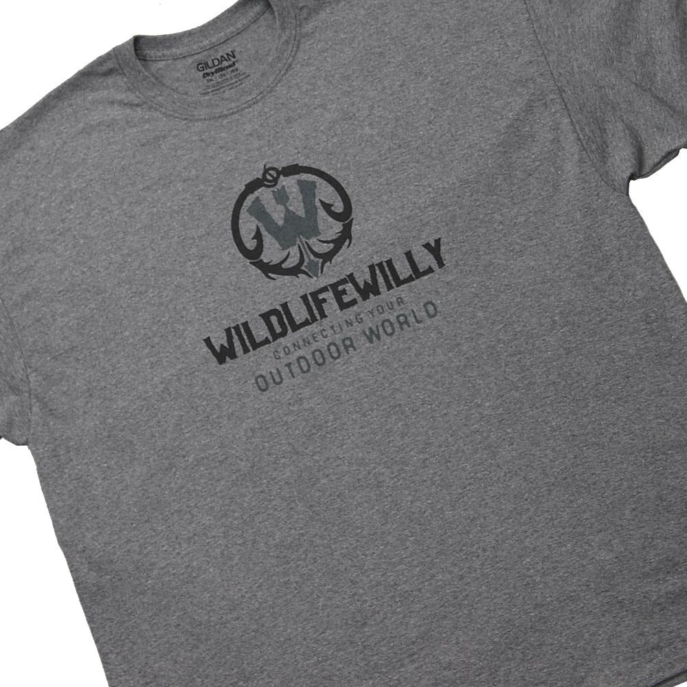 WWGH-XL WW T-Shirt  Graphite Heather -XL