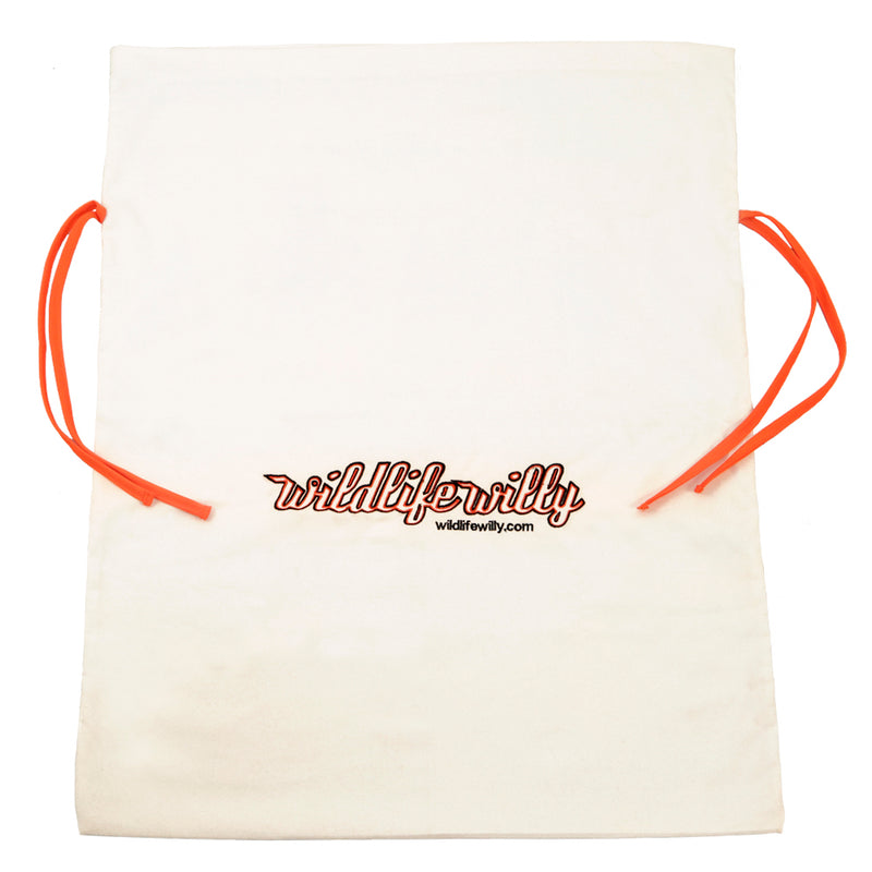 WildlifeWilly Small Quarter Game Bag - 2Pk