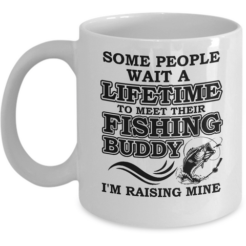 Fishing Buddy Mug